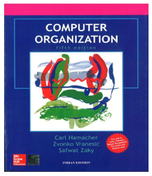 Computer Organization Hamacher | Best COA Books
